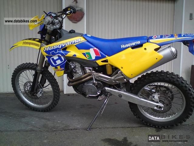 Husqvarna  TE 400 2001 Enduro/Touring Enduro photo