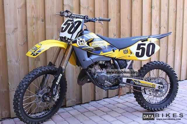 2005 Husqvarna Cr 125
