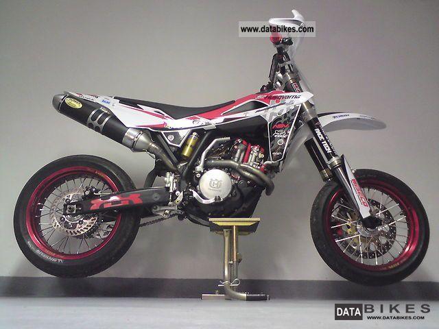 2007 Husqvarna  SMR 450 Motorcycle Super Moto photo