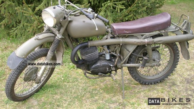 Husqvarna  Military 1968 Vintage, Classic and Old Bikes photo