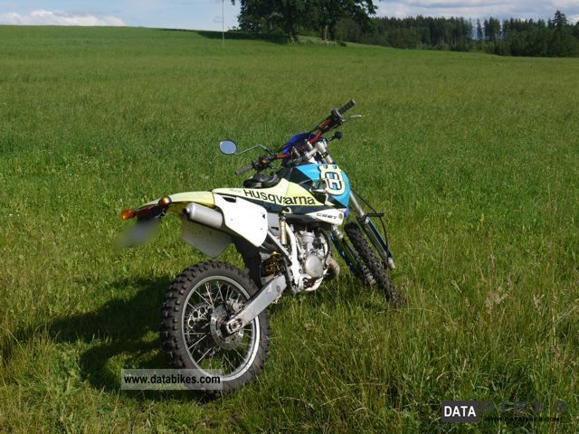 1997 Husqvarna  125 Motorcycle Lightweight Motorcycle/Motorbike photo