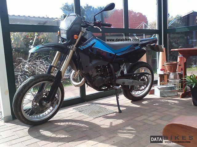 2005 Husqvarna  125 nm Motorcycle Super Moto photo
