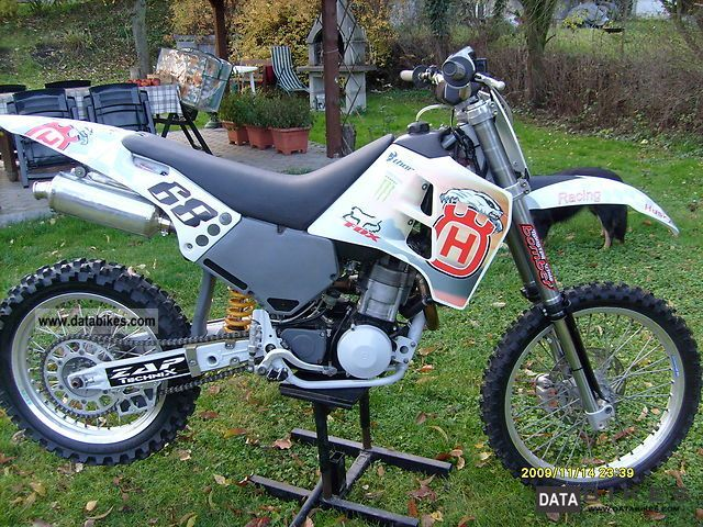 Husqvarna  TC 610 1992 Enduro/Touring Enduro photo