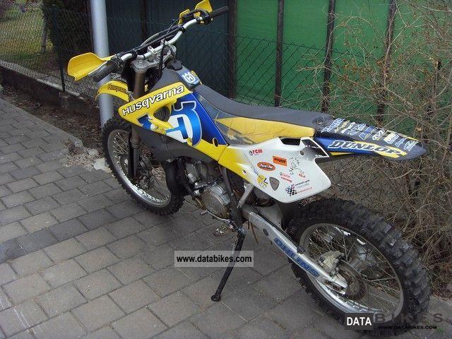 2003 Husqvarna Wr 250