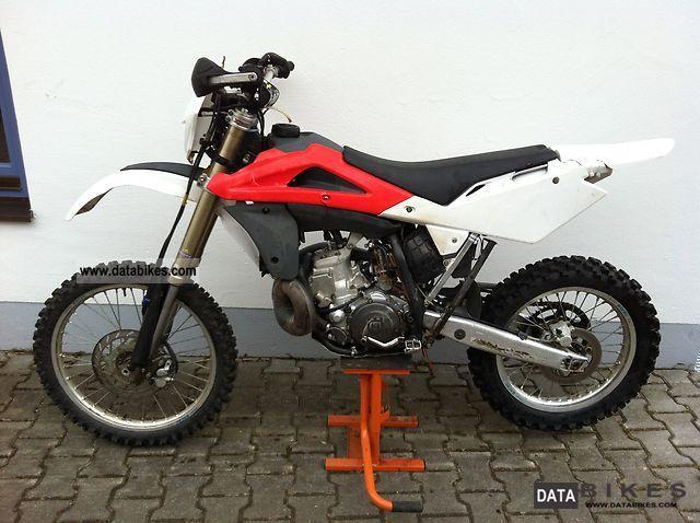 2006 Husqvarna Wr 250