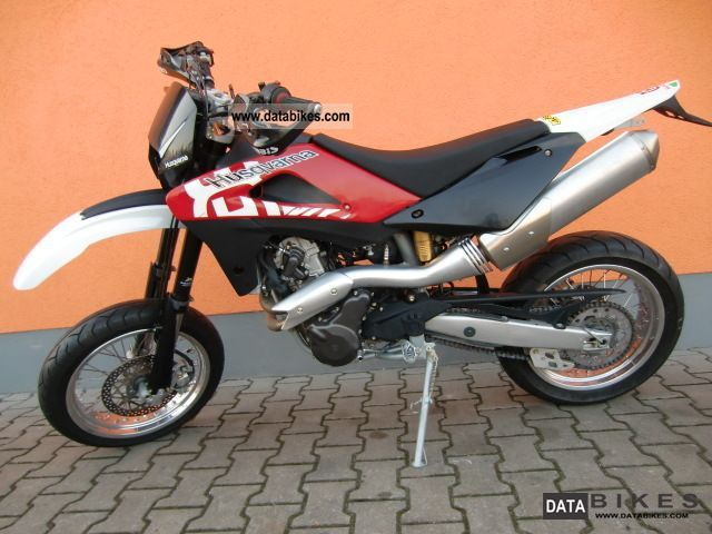 2010 Husqvarna  610 Supermoto Motorcycle Super Moto photo