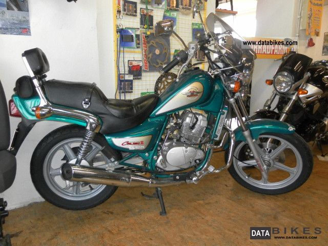 1997 Hyosung 125 Cruise 2 with only 6tkm! Motorcycle Chopper/Cruiser ...