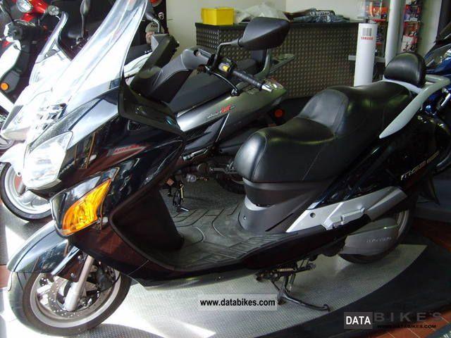 Hyosung  MS3i 2009 Scooter photo