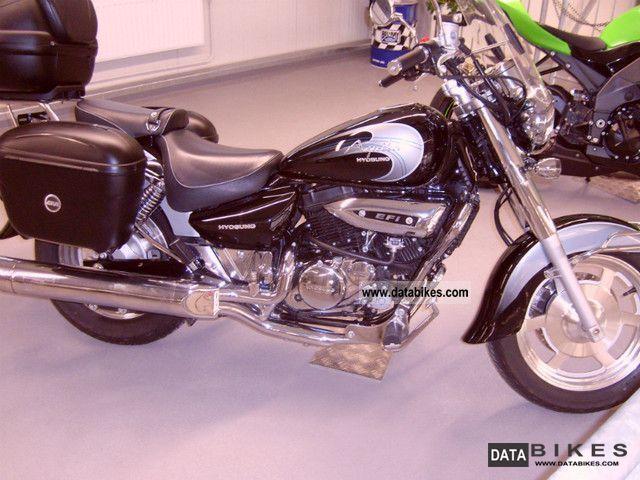 2011 Hyosung  GV 250i Aquila 2011 Motorcycle Motorcycle photo