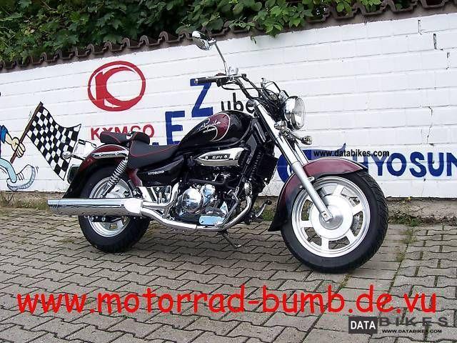 2011 Hyosung  GM 250i Motorcycle Chopper/Cruiser photo
