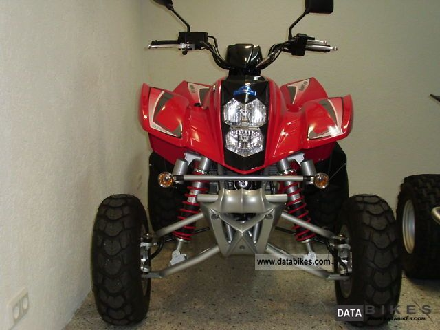 2012 Hyosung  Rapier 450 COC-approved demonstrator Motorcycle Quad photo