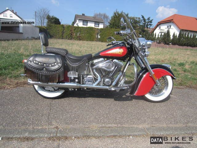 Indian  chief 2001 Chopper/Cruiser photo