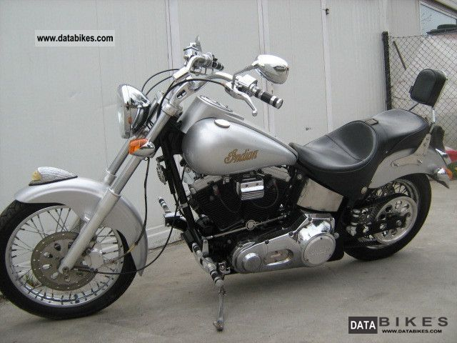 2001 Indian  SCOUT Motorcycle Chopper/Cruiser photo