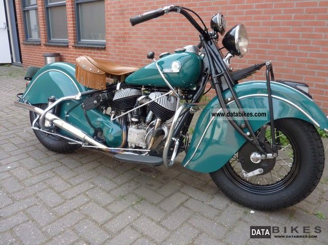 1945 Indian Chief 1945