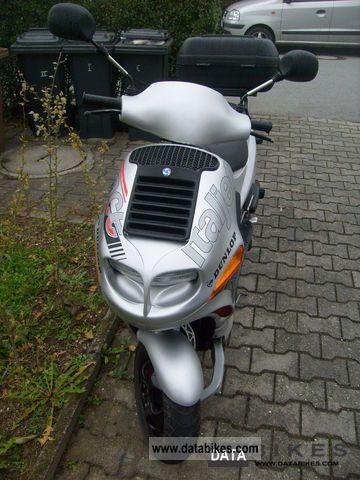 1998 Italjet  Formula Motorcycle Lightweight Motorcycle/Motorbike photo