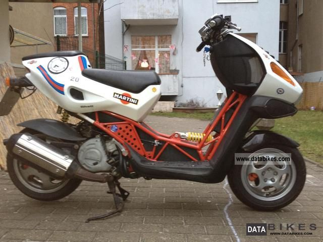 2001 Italjet  Dragster 180 Motorcycle Other photo