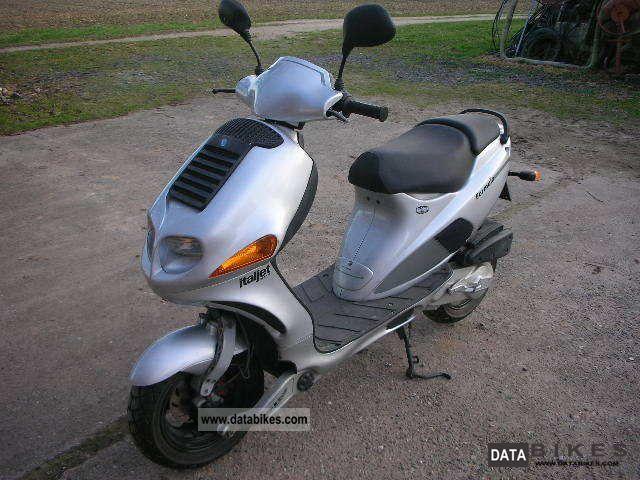 1997 Italjet  Formula 50 Motorcycle Scooter photo