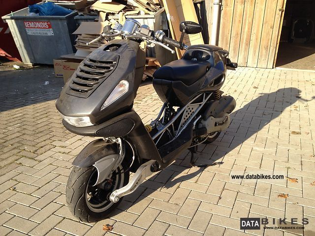 2000 Italjet  Dragster Motorcycle Scooter photo