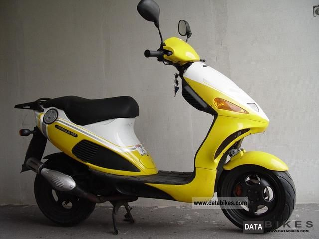 2001 Italjet  AIR FORMULA moped registration Motorcycle Motor-assisted Bicycle/Small Moped photo