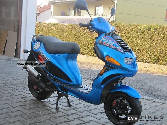 2001 Italjet  FRH Motorcycle Motor-assisted Bicycle/Small Moped photo