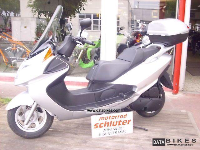 2002 Italjet  Jupiter 125 cc Motorcycle Scooter photo