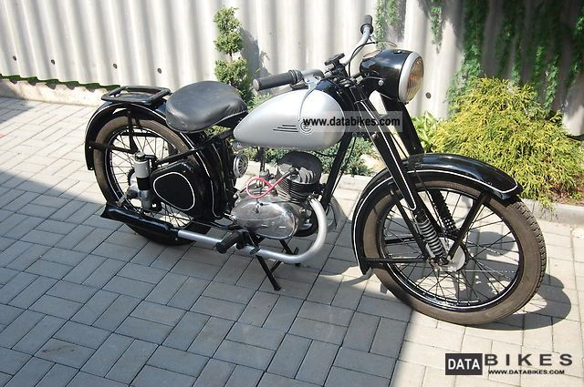 Jawa  Perak 1952 Vintage, Classic and Old Bikes photo