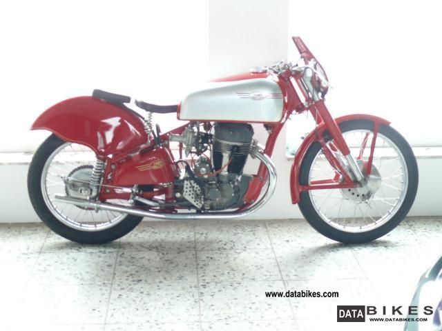 Jawa  500 OHC RACER 1949 Vintage, Classic and Old Bikes photo