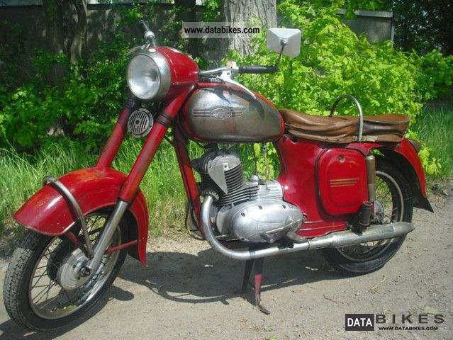 Jawa  175 1960 Vintage, Classic and Old Bikes photo