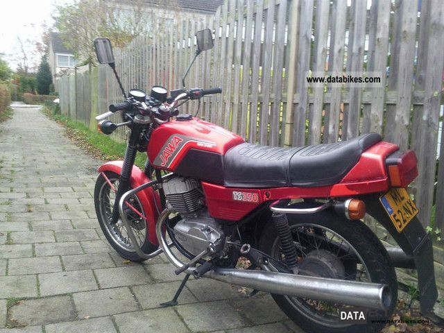 1992 Jawa  638 Motorcycle Motorcycle photo