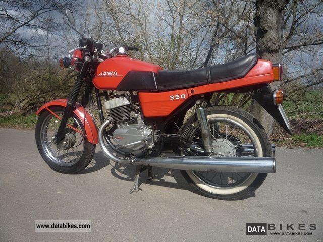 1990 Jawa  TS 350 638 Motorcycle Motorcycle photo