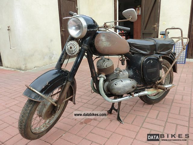 Jawa  175cc 1959 Vintage, Classic and Old Bikes photo