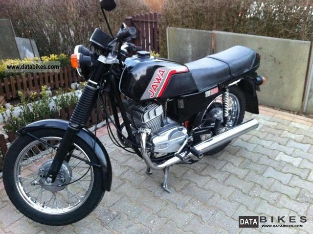 1989 Jawa  638 Motorcycle Motorcycle photo