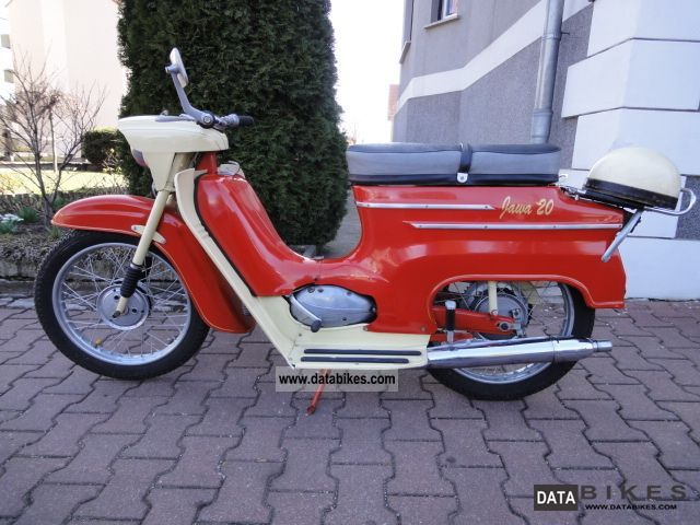 Jawa  20 1970 Vintage, Classic and Old Bikes photo