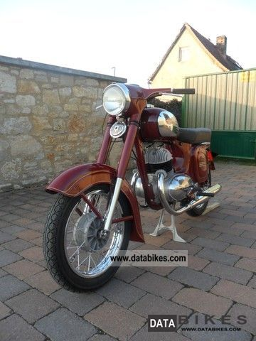 Jawa  350cc Type 360 1964 Vintage, Classic and Old Bikes photo