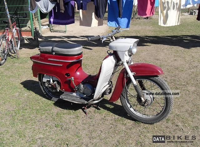 Jawa  N 20 1970 Vintage, Classic and Old Bikes photo