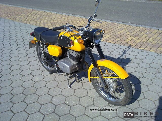 1972 Jawa  CZ 175 Sport type 477 Motorcycle Motorcycle photo