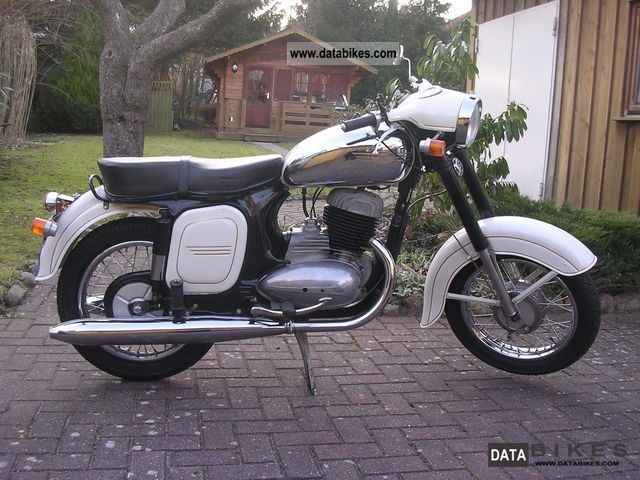 Jawa  250 Sport 1965 Vintage, Classic and Old Bikes photo