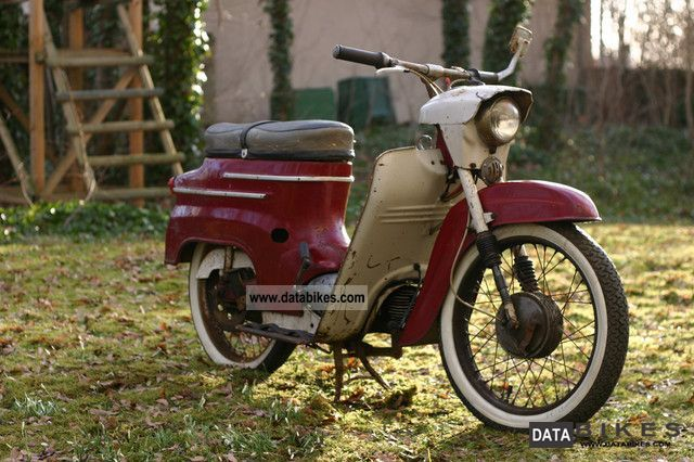 Jawa  50 1965 Vintage, Classic and Old Bikes photo