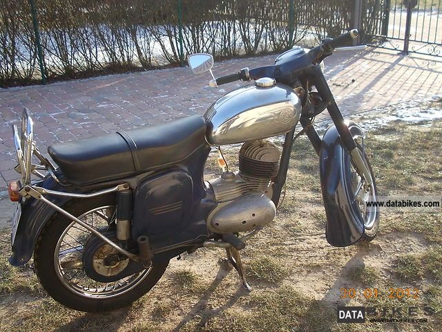 Jawa  CZ 175 (450) 1964 Vintage, Classic and Old Bikes photo