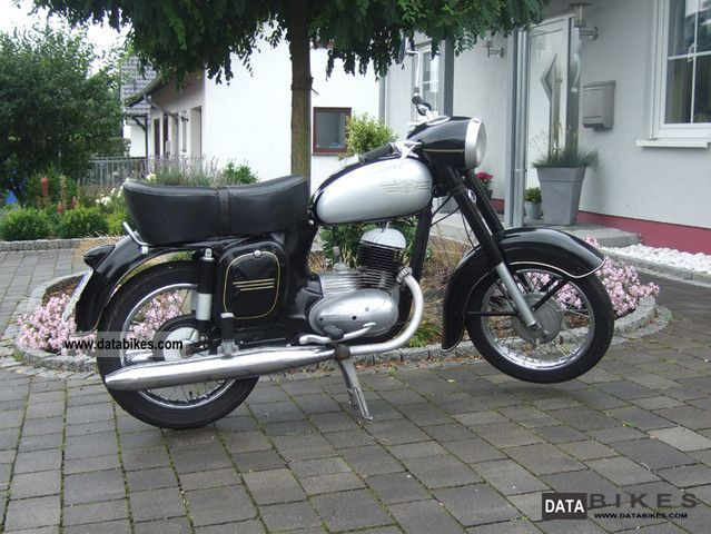 Jawa  356 1960 Vintage, Classic and Old Bikes photo
