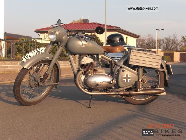 Jawa  Perak 1943 Vintage, Classic and Old Bikes photo