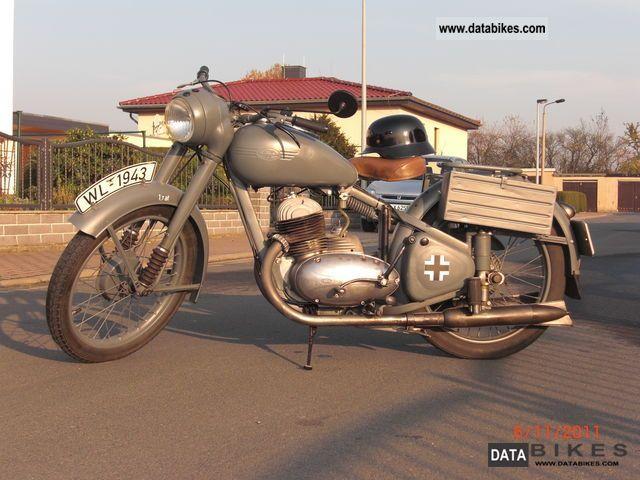 1943 Jawa  Perak Motorcycle Other photo