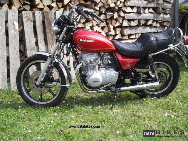 1980 Kawasaki Z 440 LTD