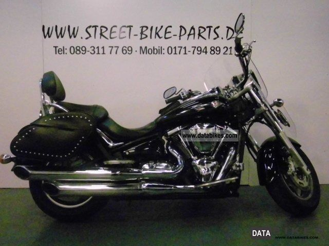 2008 Kawasaki  VN 2000 Classic, well-kept cruiser wa Motorcycle Chopper/Cruiser photo