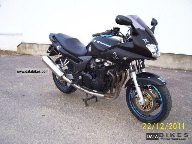2001 Kawasaki  ZR-7 S Motorcycle Naked Bike photo
