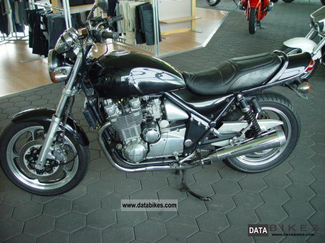 1992 Kawasaki  Zephyr 1100 1.Hd Motorcycle Naked Bike photo