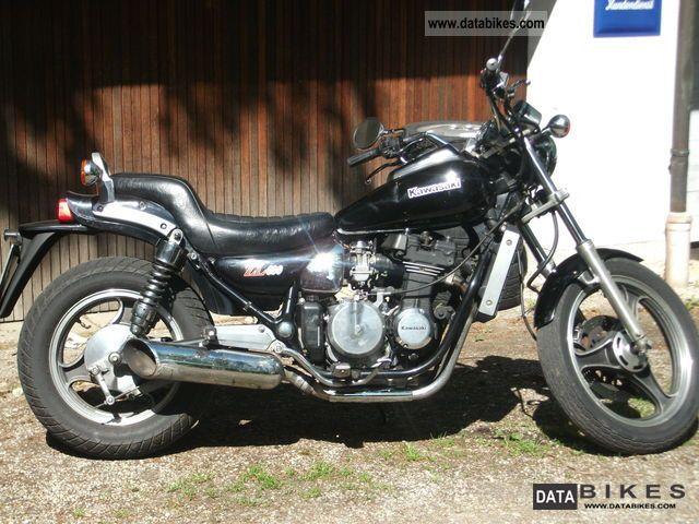 1986 Kawasaki  ZL 600 Eliminator Motorcycle Motorcycle photo