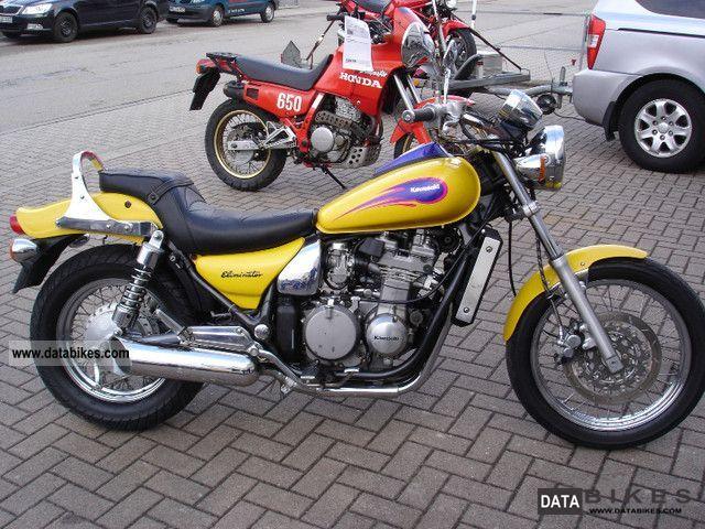 1996 Kawasaki  ZL 600 ELIMINATOR KARDAN Motorcycle Motorcycle photo