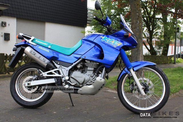1992 Kawasaki  KLE 500 Motorcycle Enduro/Touring Enduro photo