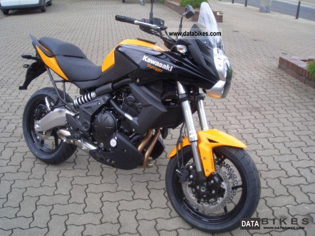 2011 Kawasaki  Versys Motorcycle Motorcycle photo